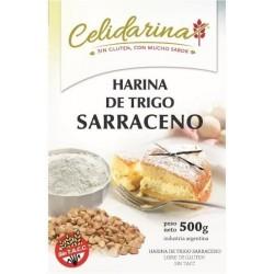 Harina de Trigo Sarraceno 500 gr