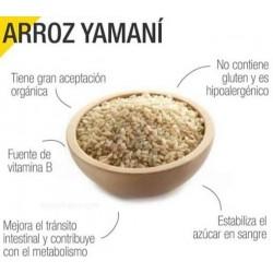 Arroz Yamani Integral 1kg
