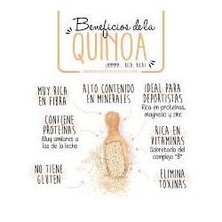 Quinoa blanca 1 kg