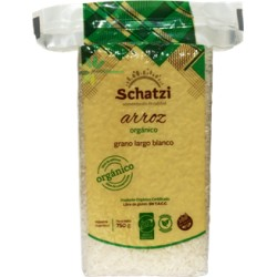Arroz blanco organico Schatzi 750 gr