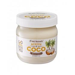 Aceite de Coco Neutro/Refinado God Bless x 1kg