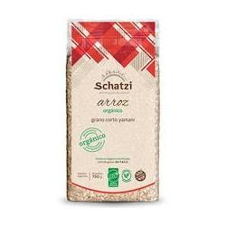 Arroz yamani organico 750 gr - Schatzi