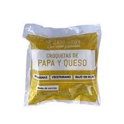 Croquetas papa y queso - The Healthy Kitchen