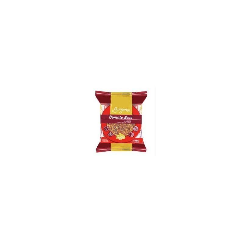 "Hamburguesas Veggie Tomates secos y Aduki x4u- ""Tienda Veggie"""