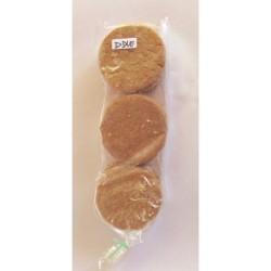 Alfajorcitos Integrales de Dulce de Leche x 3 unidades