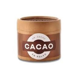 Cacao amargo puro en polvo 130g - Dr Cacao