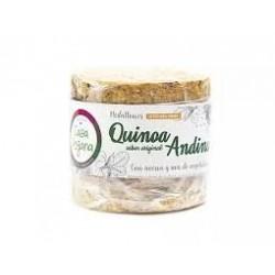 Hamburguesa de Quinoa Andina x 4u - Casa Vegana