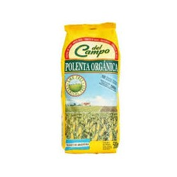 Polenta Organica 500 gr- Del Campo