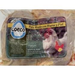 Pata y Muslo con Hueso Coeco