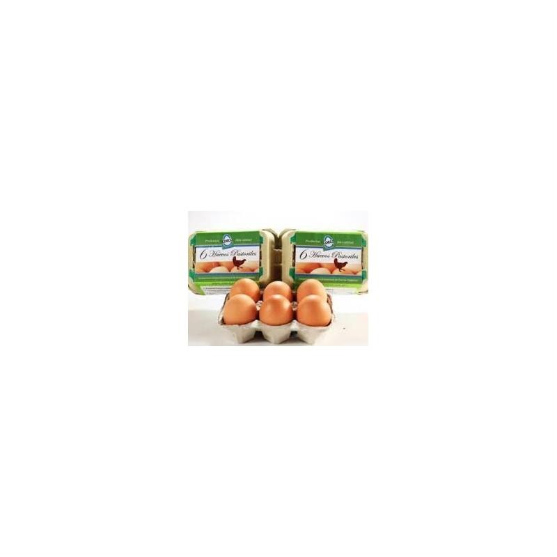 Huevos Pastoriles por docena Coeco