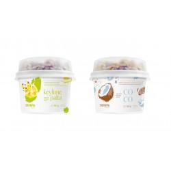 Yogurt vegano con granola - Quimya