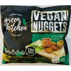 Nuggets Veganos de Quinoa y Garbanzo 300 gr