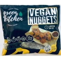 Nuggets Veganos de Arroz y Lentejas 300 gr