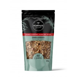 Granola Fit Crunch sin azucar 350 gr - Homemade