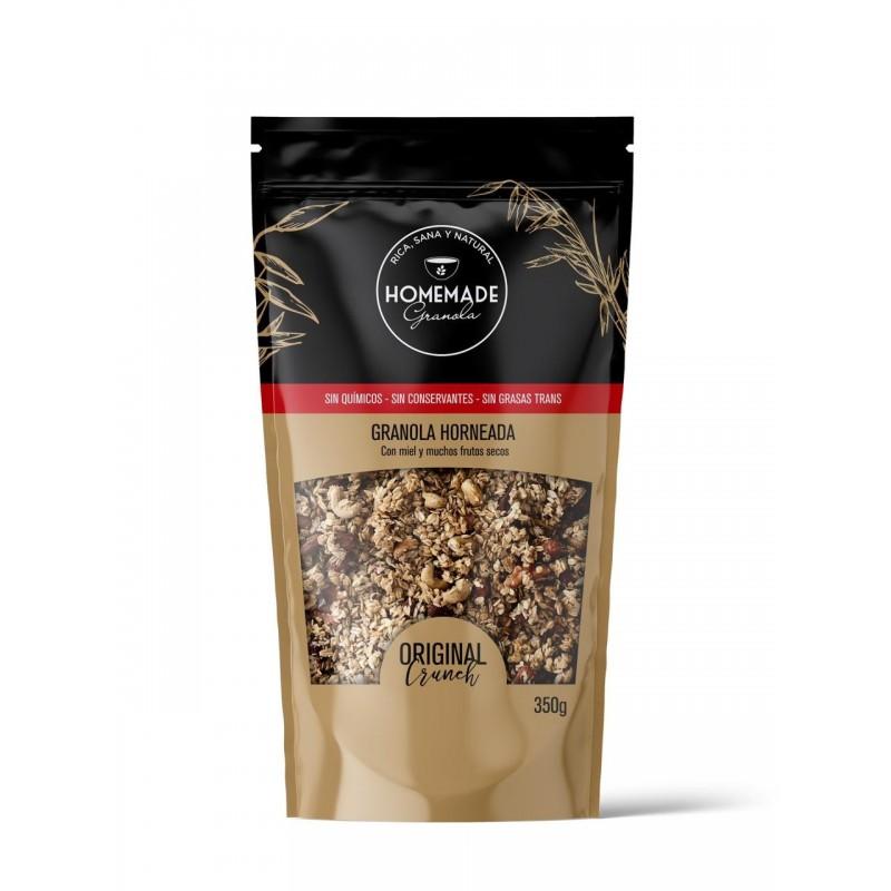 Granola Original Crunch 350 gr - Homemade