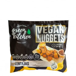 Nuggets Veganos de Arroz y Lentejas 300 gr Green Kitchen