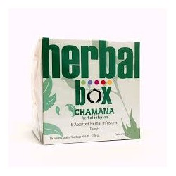 Infusion Chamana Herbal Box