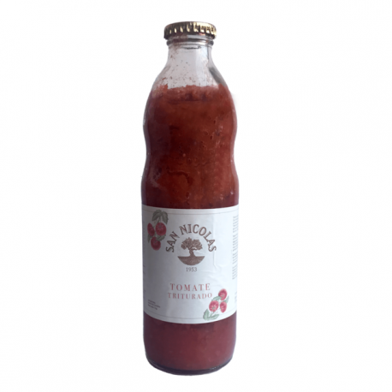 Tomate triturado agroecologico 1 lt - San Nicolas