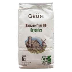 Harina organica 000 1 kg - GRUN