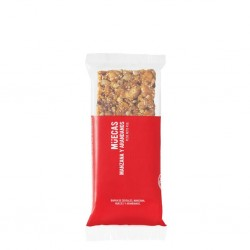 Barrita de cereal de Manzana, canela y miel - Mueca