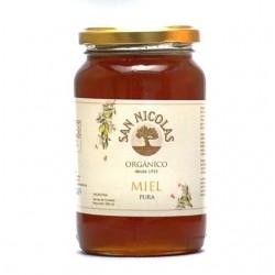 Miel de Monte Organica 500gr - San Nicolas