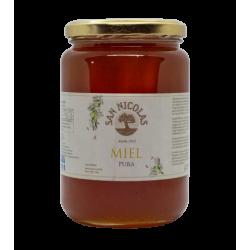 Miel de Monte organica 1 kg - San Nicolas
