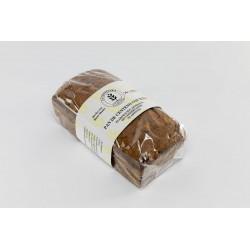 Pan 100% centeno y nuez de masa madre 750 g - La Centenaria
