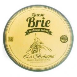Queso Brie 300 gr - La Boheme
