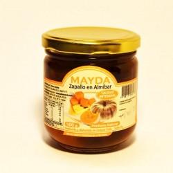 Zapallos en almibar 500 gr - MAYDA