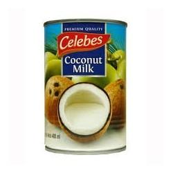 Leche de Coco Celebes 400 ml