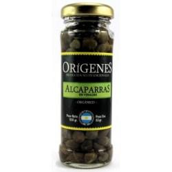 Alcaparras en vinagre 100 g- Siete Lagos